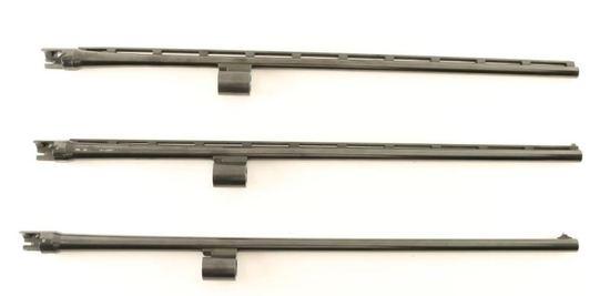 Lot of 3 Remington 870 Small Bore Barrels