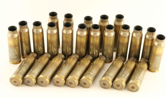 Lot of 20mm Cases