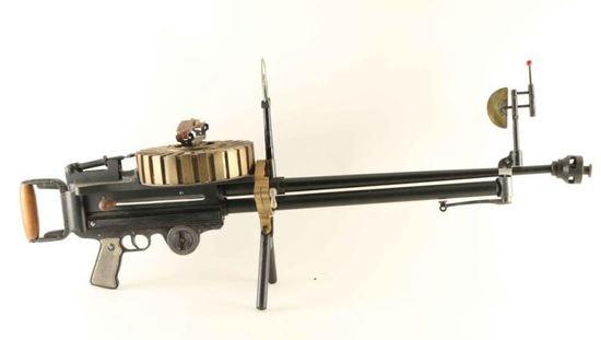Machine Gun Model