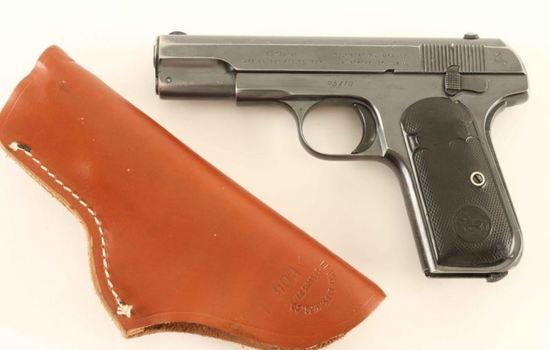 Colt 1903 Pocket Hammerless .32 SN: 95110
