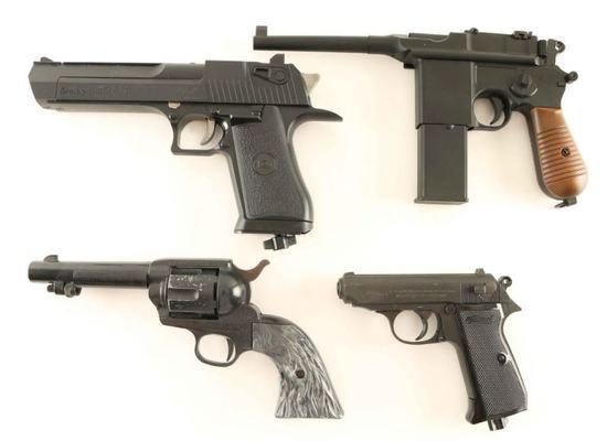 Lot of Air Pistols