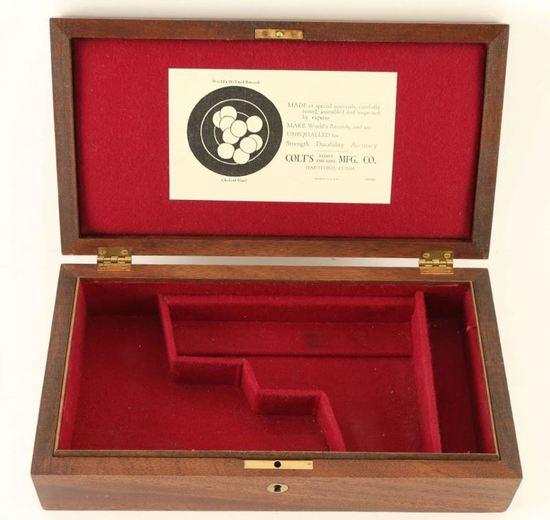 Custom Colt 1903-1908 Presentation Case