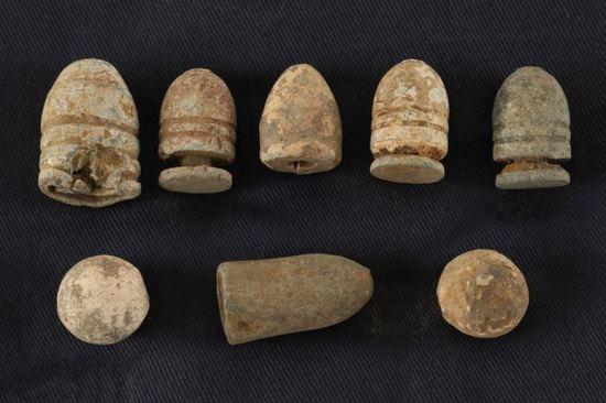 Civil War Bullets