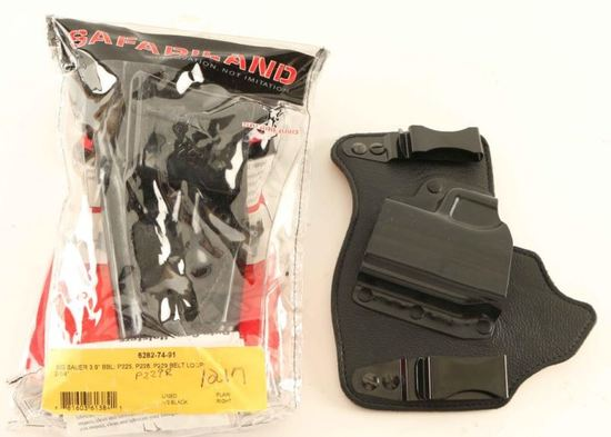 Lot of 2 Holsters