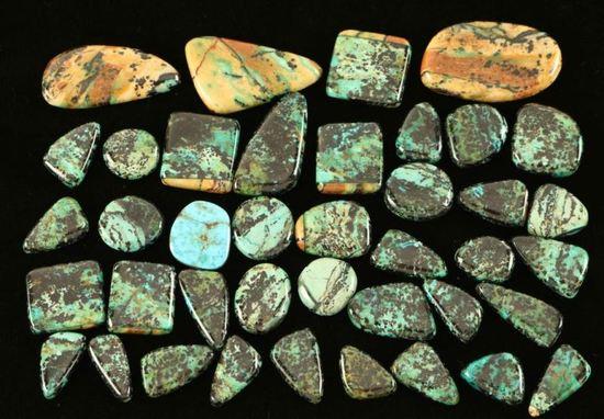 Loose Turquoise Stones