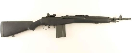 Springfield M1A Scout Squad .308 SN: 228293