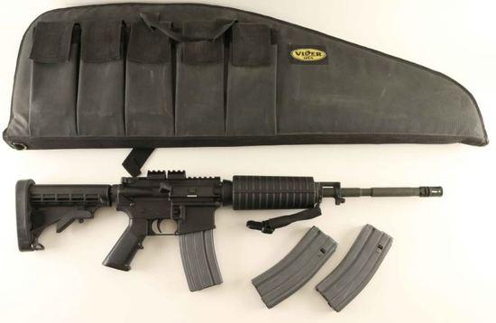 Bushmaster XM15-E2S 5.56mm SN: BFI512618