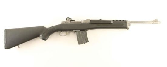 Ruger Mini-14 .223 Rem SN: 196-72843