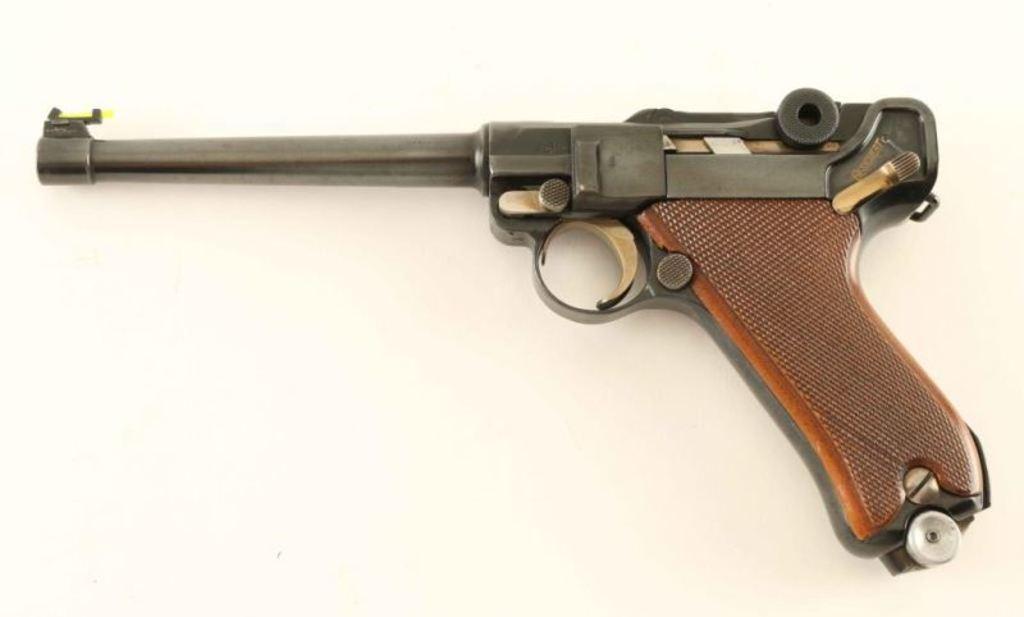 DWM 1920 Luger .30 Cal SN: 2390