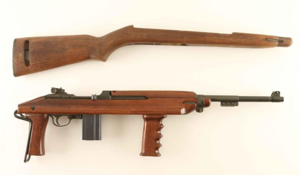 Standard Products M1 Carbine SN: 2002873