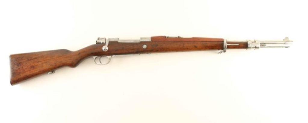 Argentine Mauser Model 1909 7.65mm SN A3823