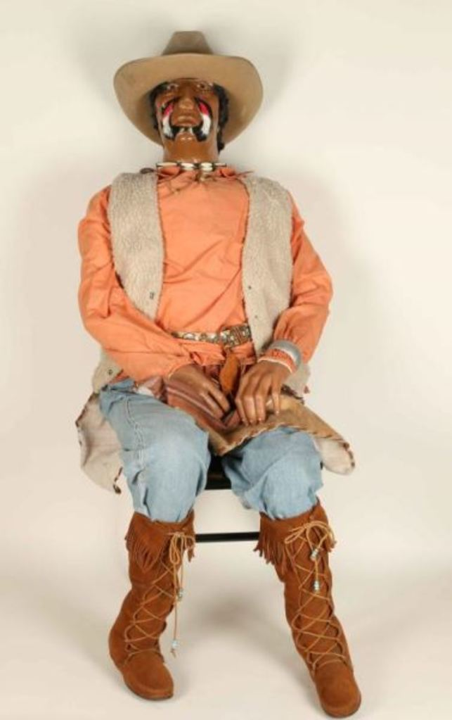 Full Size Native American Mannequin