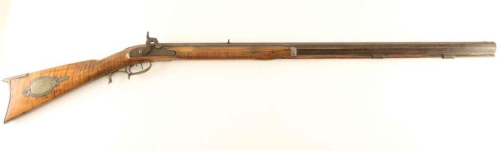 A.B. Semple & Bros. Plains Rifle .44 Cal NVSN