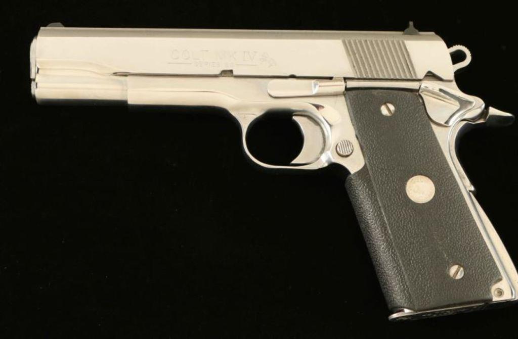 Colt Government Model .45 ACP SN: SS09670E