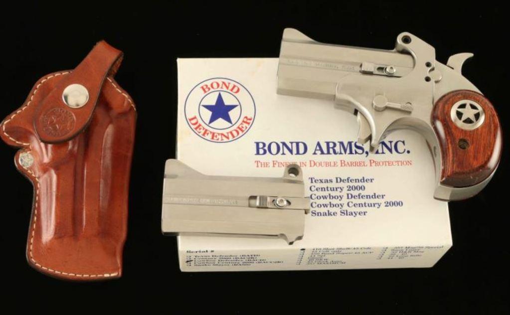 Bond Arms Cowboy Defender .22 Mag SN: 24521