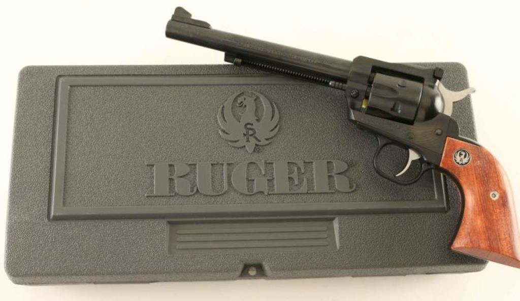 Ruger New Model Single Six .22 LR/.22 Mag