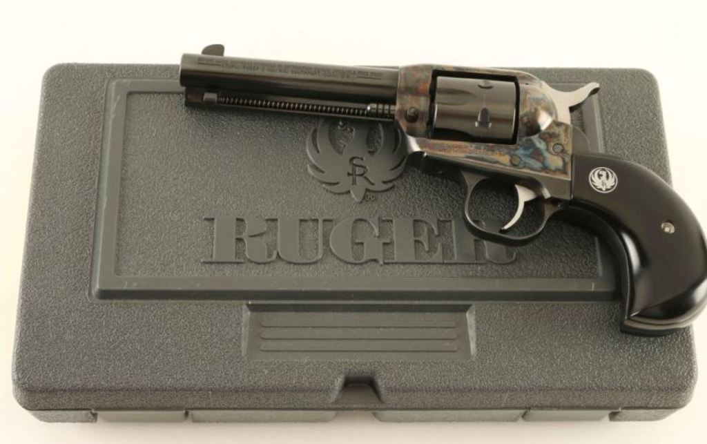 Ruger New Model Single Six .32 H&R Mag