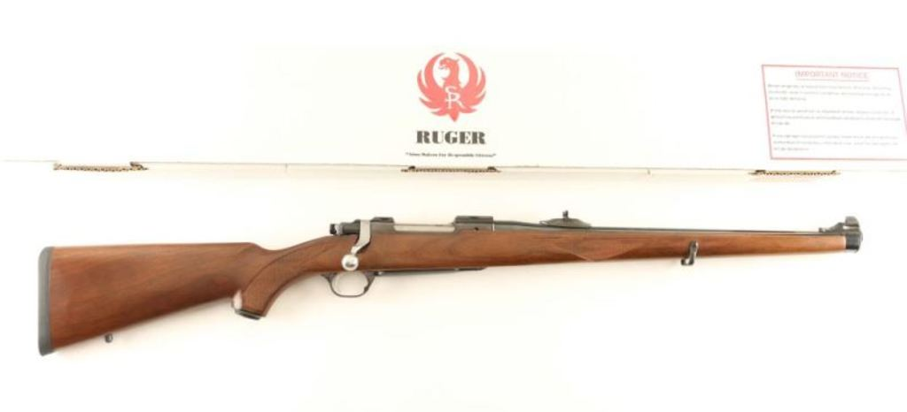 Ruger M77 Mark II .308 Win SN: 791-29112