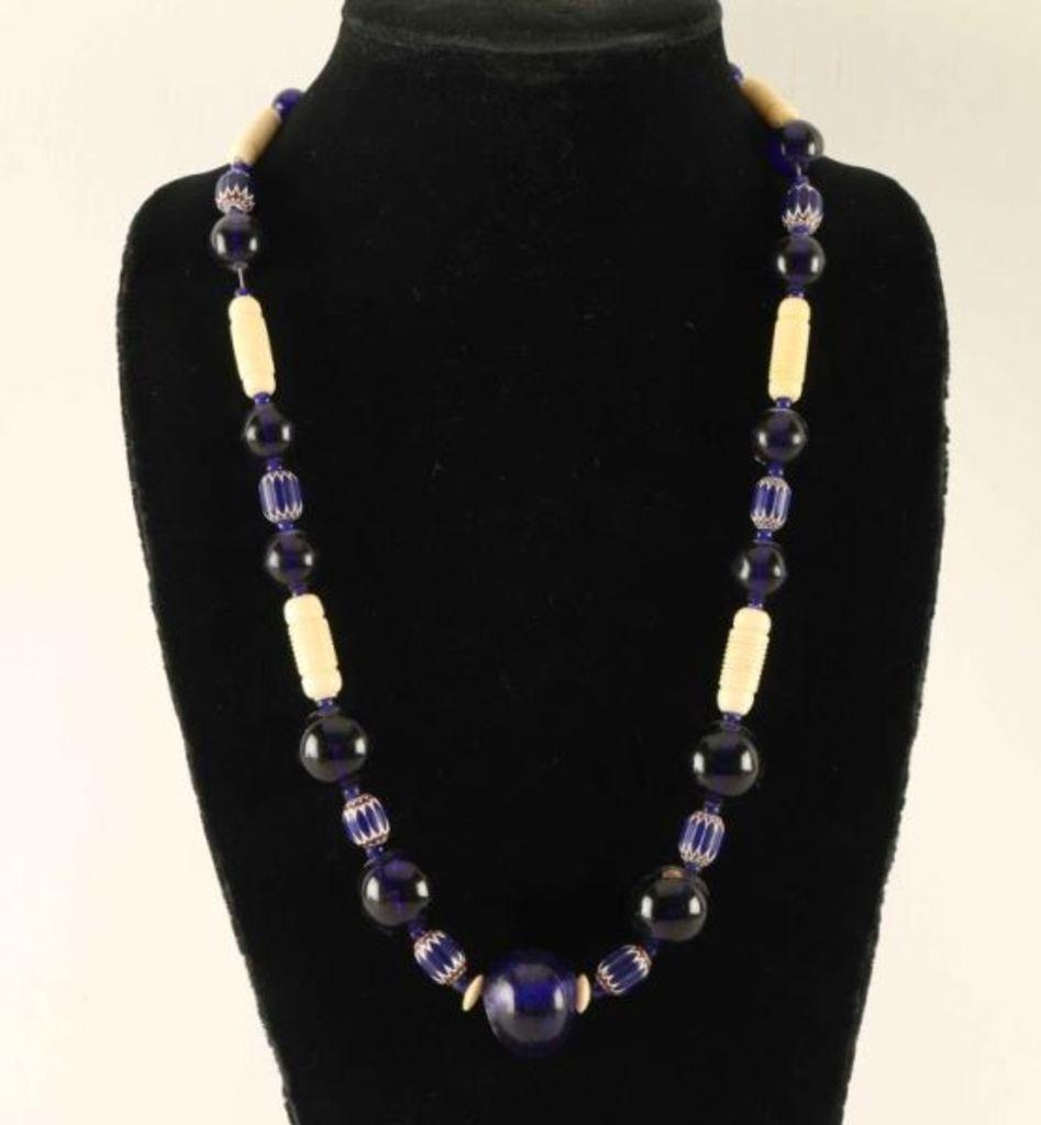 Trade Bead Necklace