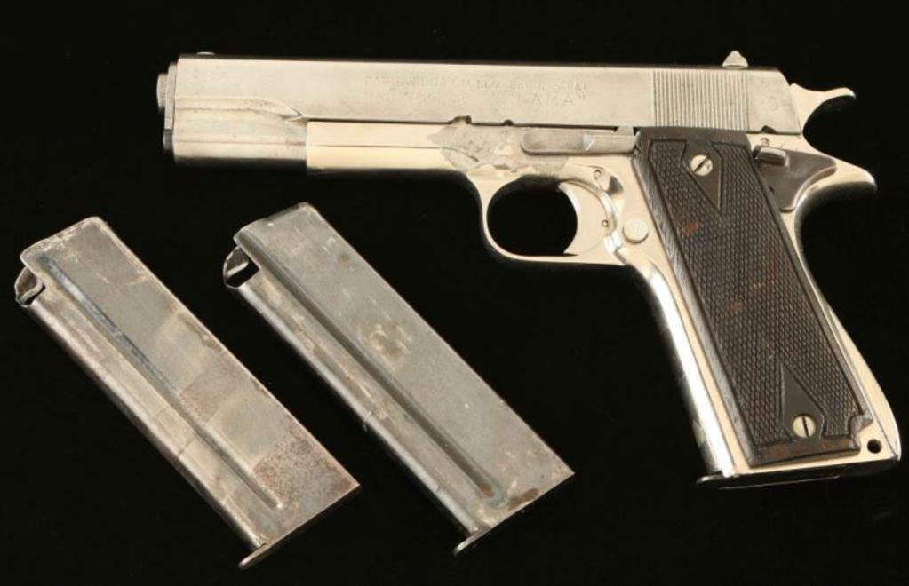 Gabilondo y Cia Llama IV 9mm Largo SN 89620