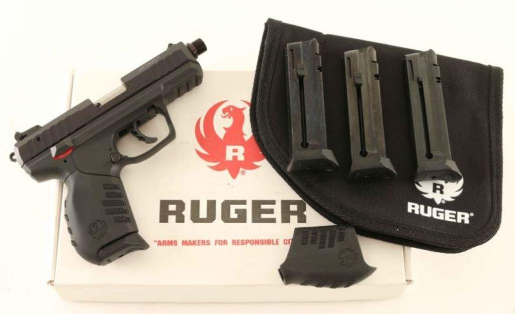 Ruger SR22 .22 LR SN: 363-80904
