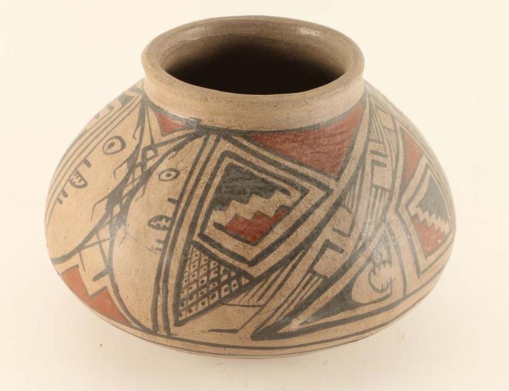 Pre Columbian Pot
