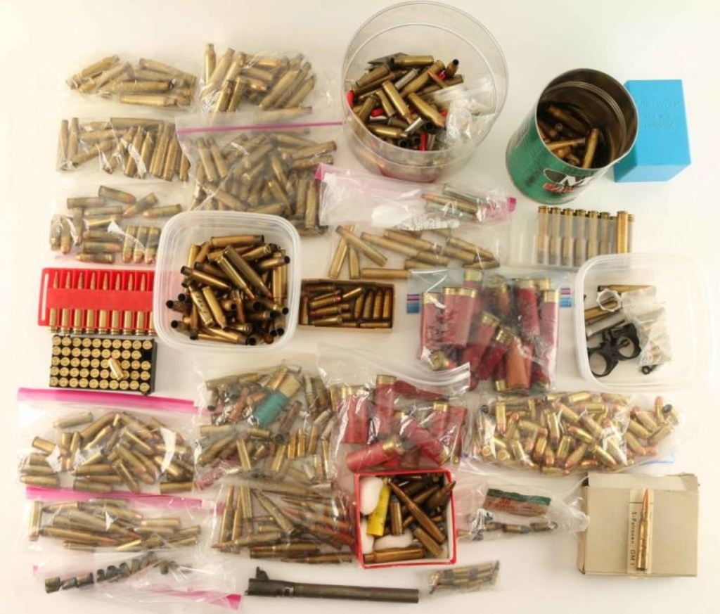 Lot of Reloads, Ammo, Shells & More