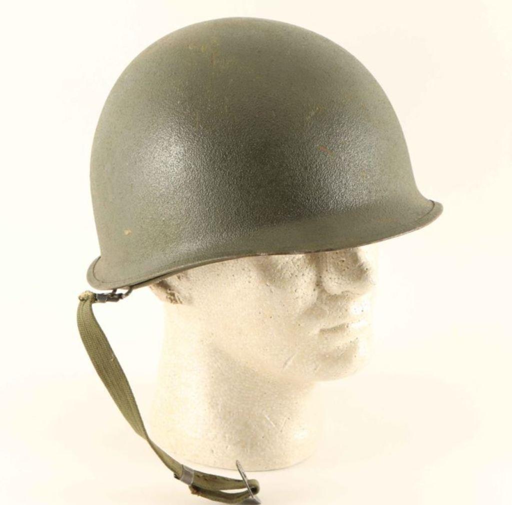 WWII Helmet with Liner