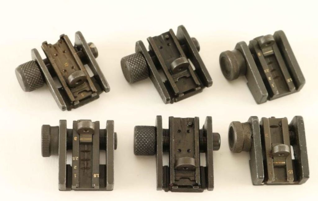 M1 Carbine Rear Sights