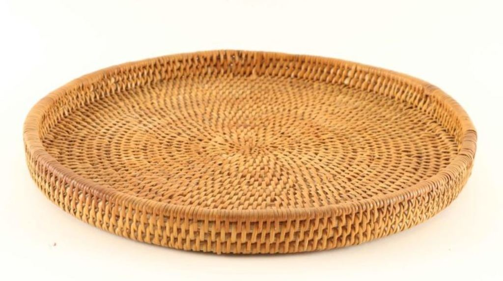Coiled Tray Basket