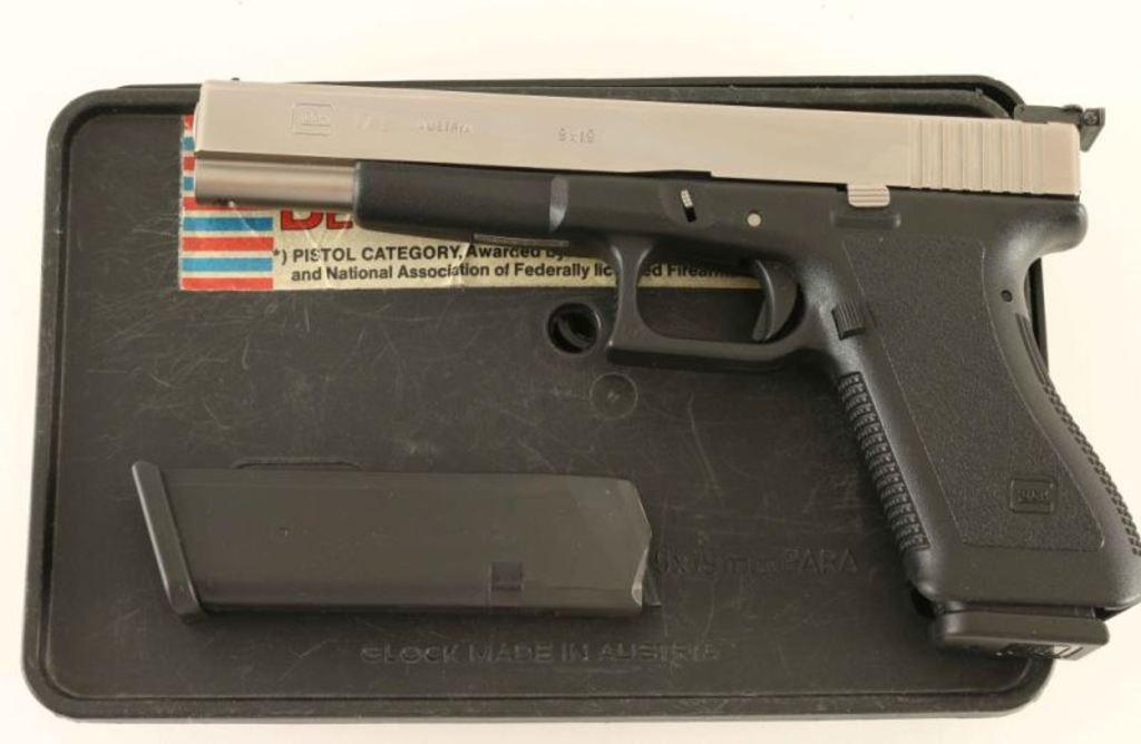 Glock 17L Gen 2 9mm SN: ED266US