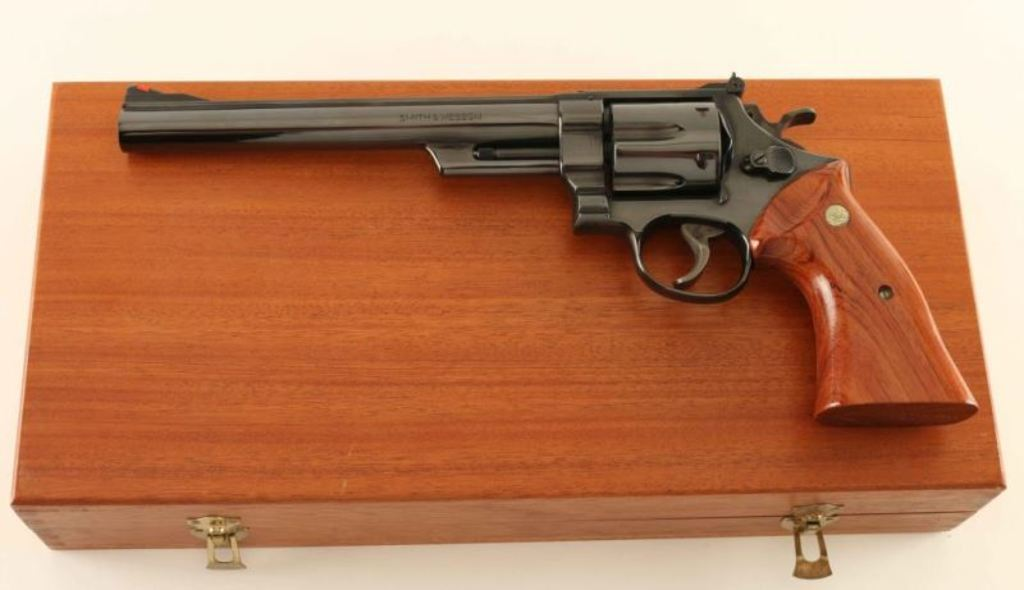 Smith & Wesson Mdl 29-2 .44 Mag SN: N436932