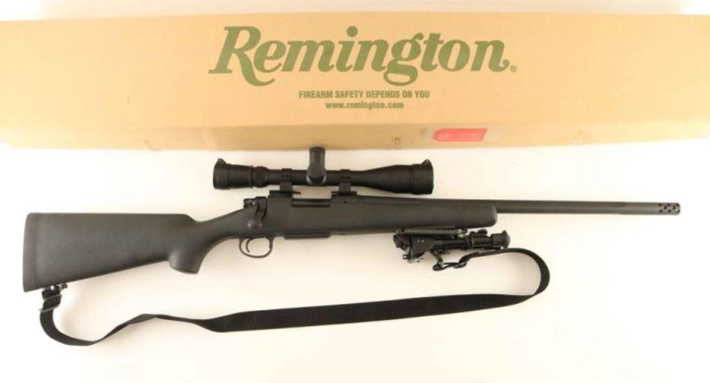 Remington 700 LTR .308 Win SN: G6321167