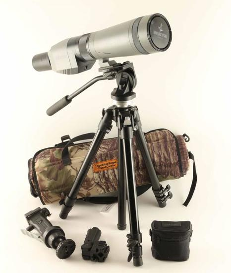 Swarovski ST80 Habicht Spotting Scope