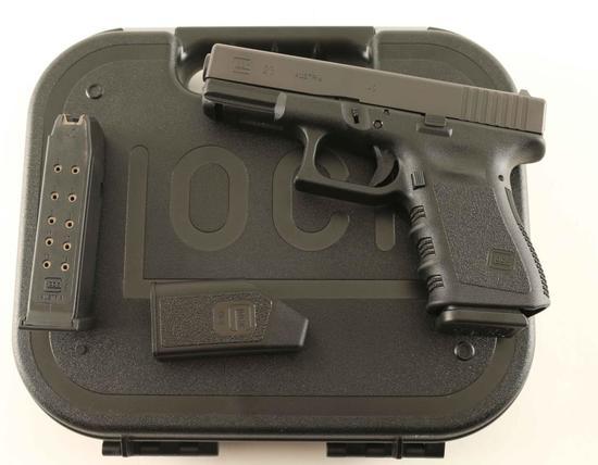Glock 23 Gen 3 .40 S&W SN: TMA680