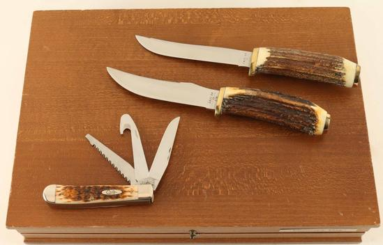 Case XX Display Knife Set