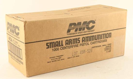 Case of PMC 45 Auto