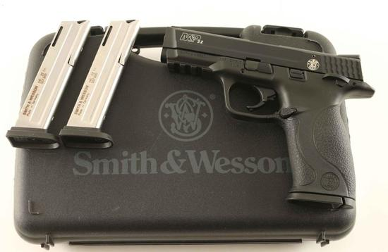 Smith & Wesson M&P22 .22 LR SN: MP103156