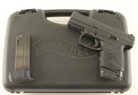 Walther PPS 9mm SN: AJ8533