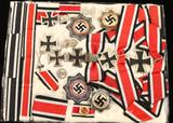 Collection of German WWII Repro Iron Crosses
