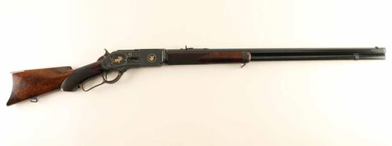Winchester 1876 Deluxe .45-75 SN: 10046