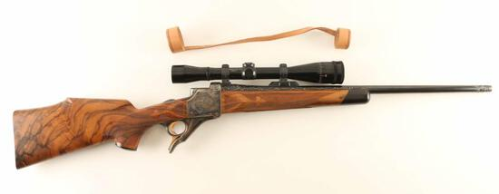 Webley Model 1902 .244 Rem SN: 10769