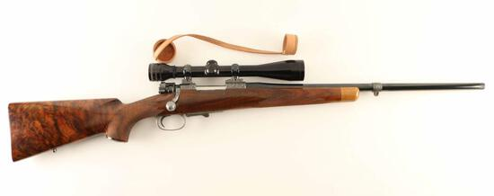 Rifle Ranch Custom Mauser .22-250 #1000