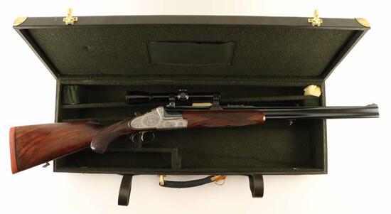 Heym Model 55B-SS .375 H&H Mag SN: 55621