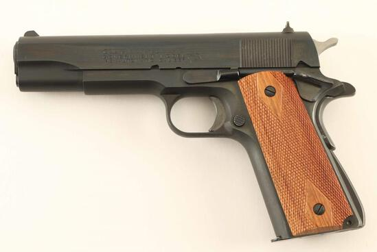 Colt Government Model .45 ACP SN: 71B6218
