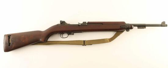 Underwood M1 Carbine .30 Cal SN: 4019072
