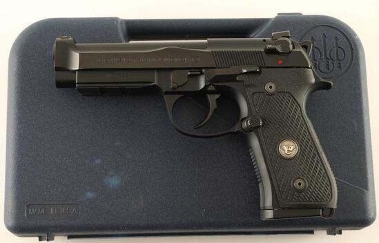 Beretta 92G Brigadier Tactical 9mm #WC6223