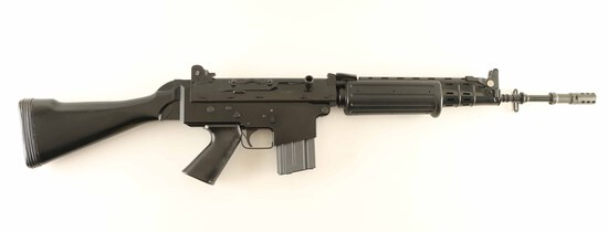 S&H FNC Auto Sear with Host Gun .223 Rem