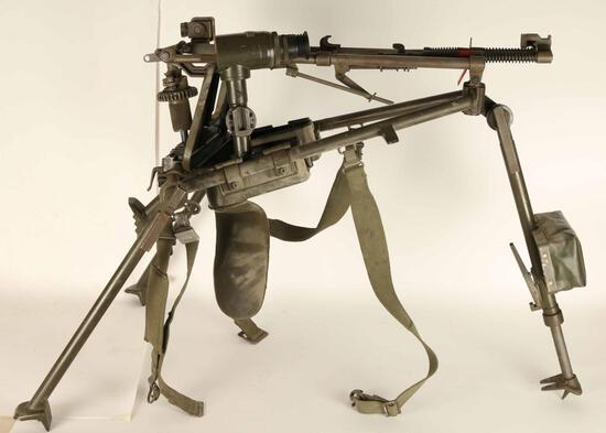 German MG3 Tripod w/ Scope