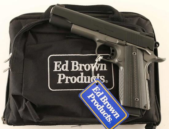 Ed Brown Special Forces .45 ACP SN: 16119